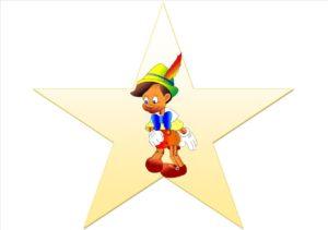 Explozia stelară-Pinocchio 1