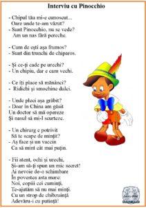 Grupul de litere chi -Interviu cu Pinocchio