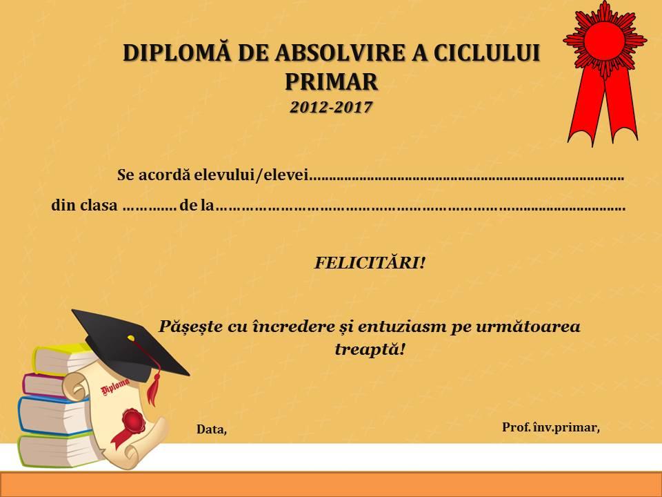 Gânduri și citate -Diplomă 3