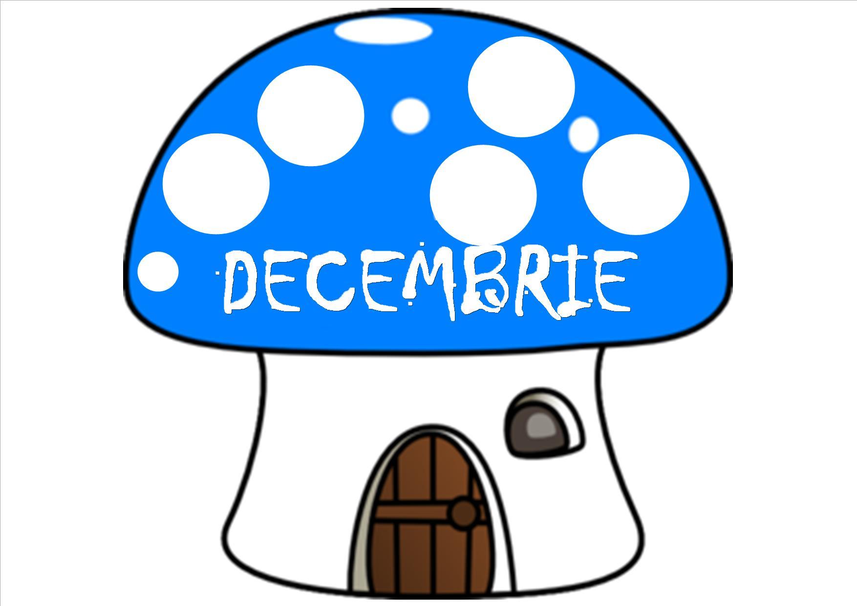 Calendarul zilelor de naștere - DECEMBRIE