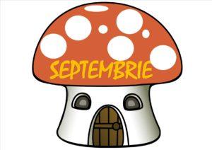 Calendarul zilelor de naștere - SEPTEMBRIE