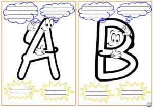 Scrierea cuvintelor cu majusculă -Ne jucăm!