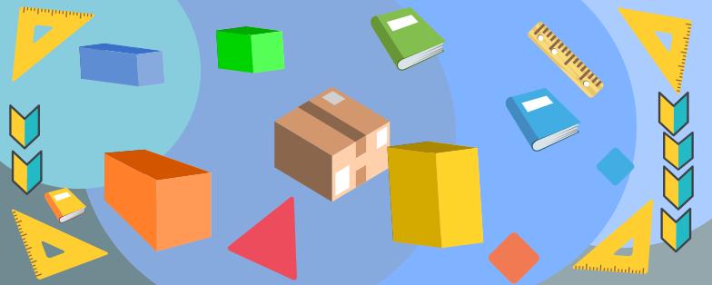 Desfășurarea cubului și a cuboidului