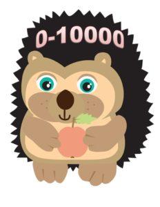 Formarea, scrierea și citirea numerelor naturale de la 0 la 10000