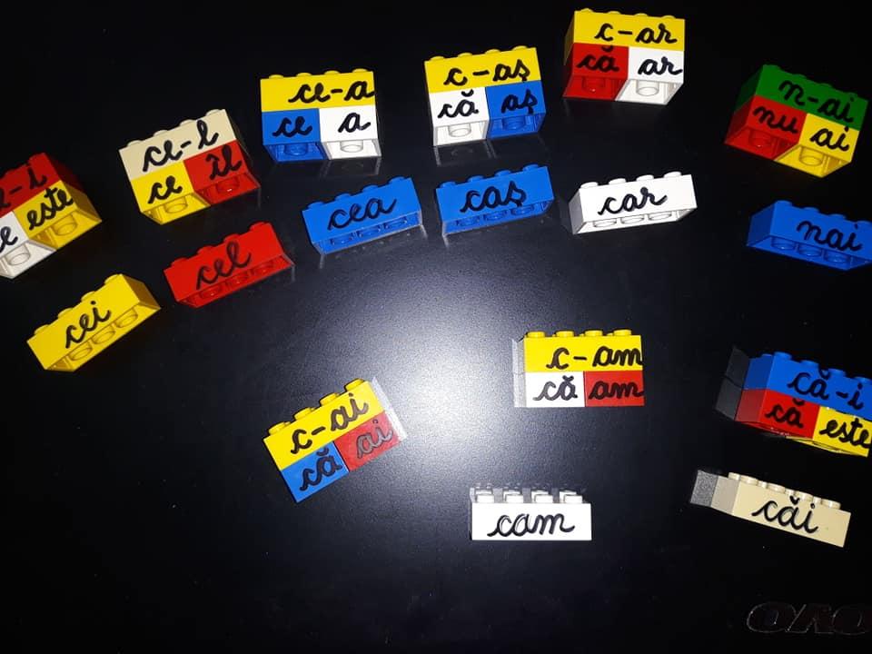 Lego și ortografie