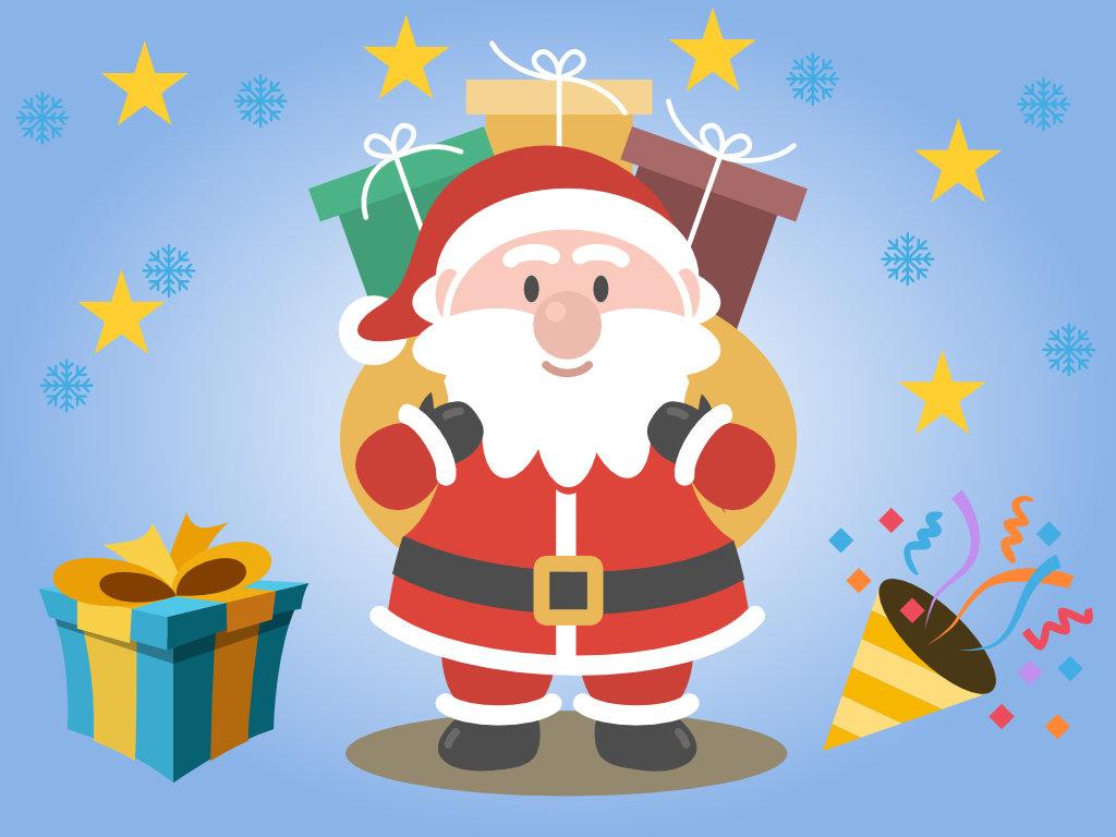 Vine Moș Crăciun
